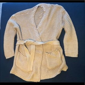 Vince Camuto Chunky Knit Cardigan